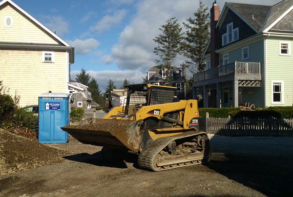 Septic site work services Olympia & Aberdeen WA