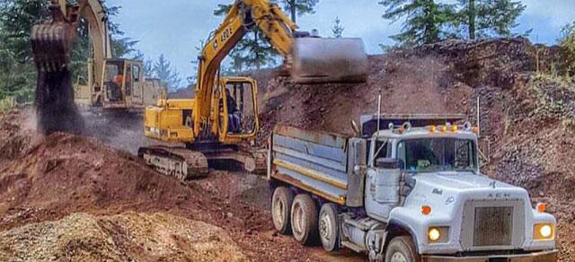 Septic Site Work Olympia & Aberdeen WA