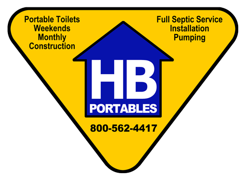 HB Portable Toilets Construction