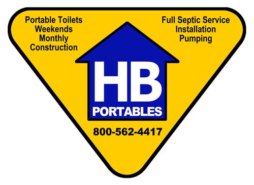 HB Portable Toilets Construction